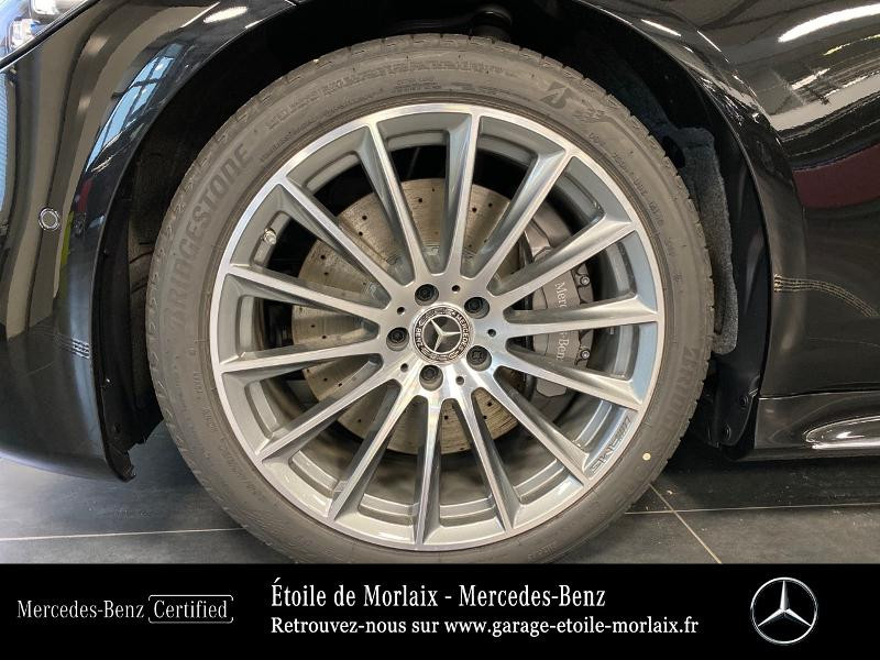 Photo 15 de l'offre de MERCEDES-BENZ Classe S 400 d 330ch AMG Line 4Matic 9G-Tronic à 126990€ chez Etoile de Morlaix - Mercedes-Benz Morlaix