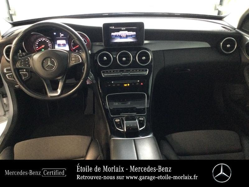 Photo 6 de l'offre de MERCEDES-BENZ Classe C Break 180 d Executive 7G-Tronic Plus à 24490€ chez Etoile de Morlaix - Mercedes-Benz Morlaix