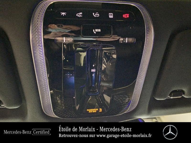 Photo 28 de l'offre de MERCEDES-BENZ Classe S 400 d 330ch AMG Line 4Matic 9G-Tronic à 126990€ chez Etoile de Morlaix - Mercedes-Benz Morlaix