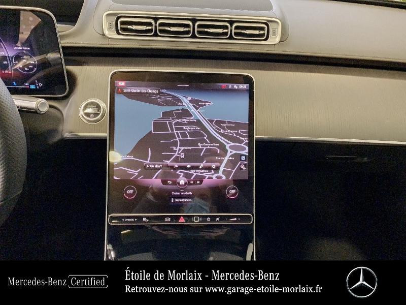 Photo 8 de l'offre de MERCEDES-BENZ Classe S 400 d 330ch AMG Line 4Matic 9G-Tronic à 126990€ chez Etoile de Morlaix - Mercedes-Benz Morlaix