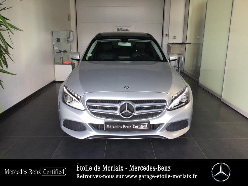 Photo 5 de l'offre de MERCEDES-BENZ Classe C Break 180 d Executive 7G-Tronic Plus à 24490€ chez Etoile de Morlaix - Mercedes-Benz Morlaix