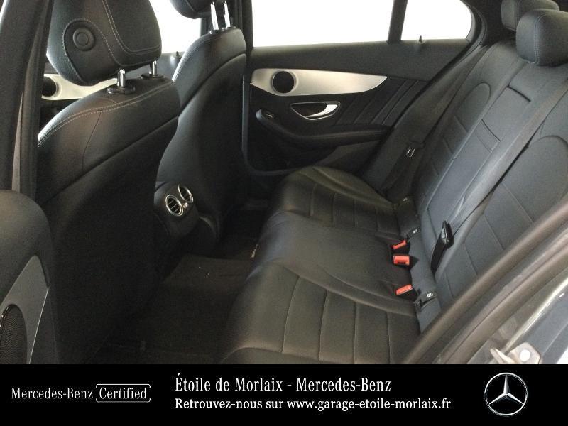Photo 11 de l'offre de MERCEDES-BENZ Classe C 180 d Sportline 7G-Tronic Plus à 27490€ chez Etoile de Morlaix - Mercedes-Benz Morlaix