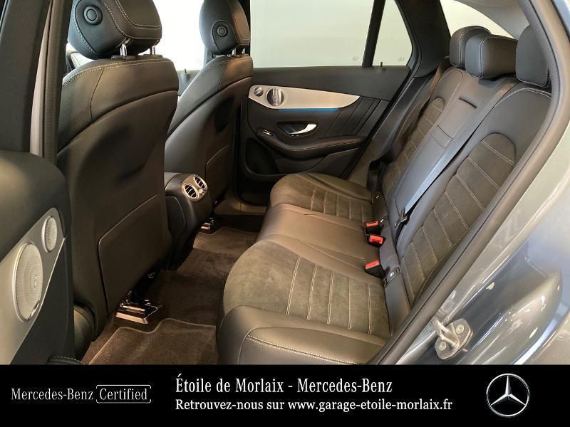 Photo 11 de l'offre de MERCEDES-BENZ GLC 300 e 211+122ch AMG Line 4Matic 9G-Tronic Euro6d-T-EVAP-ISC à 67490€ chez Etoile de Morlaix - Mercedes-Benz Morlaix