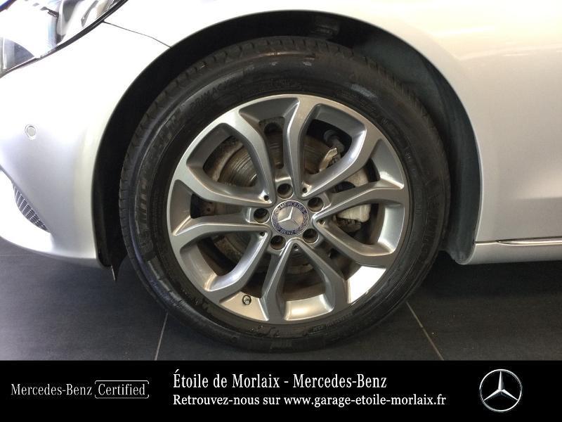 Photo 13 de l'offre de MERCEDES-BENZ Classe C Break 180 d Executive 7G-Tronic Plus à 24490€ chez Etoile de Morlaix - Mercedes-Benz Morlaix