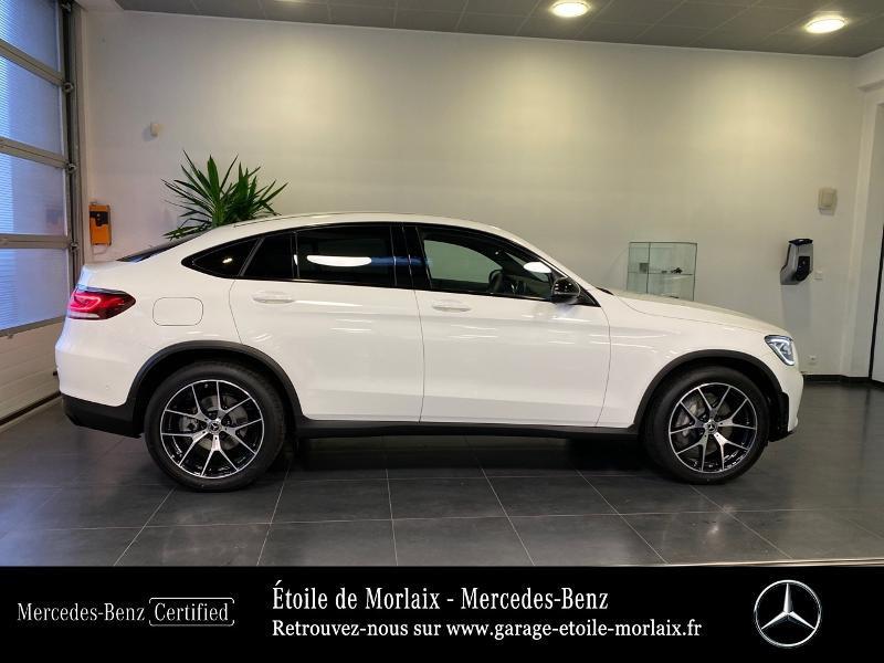 Photo 4 de l'offre de MERCEDES-BENZ GLC Coupe 220 d 194ch AMG Line 4Matic 9G-Tronic à 65990€ chez Etoile de Morlaix - Mercedes-Benz Morlaix