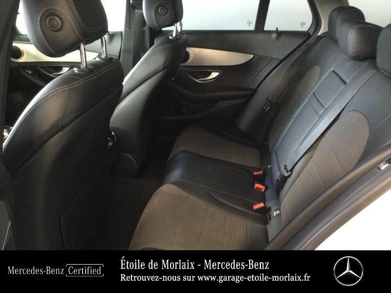 Photo 11 de l'offre de MERCEDES-BENZ Classe C Break 180 d Executive 7G-Tronic Plus à 24490€ chez Etoile de Morlaix - Mercedes-Benz Morlaix