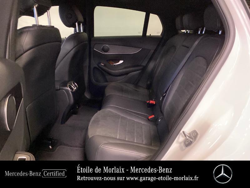 Photo 11 de l'offre de MERCEDES-BENZ GLC Coupe 220 d 194ch AMG Line 4Matic 9G-Tronic à 65990€ chez Etoile de Morlaix - Mercedes-Benz Morlaix
