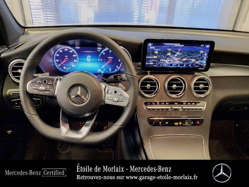 Photo 6 de l'offre de MERCEDES-BENZ GLC Coupe 220 d 194ch AMG Line 4Matic 9G-Tronic à 65990€ chez Etoile de Morlaix - Mercedes-Benz Morlaix