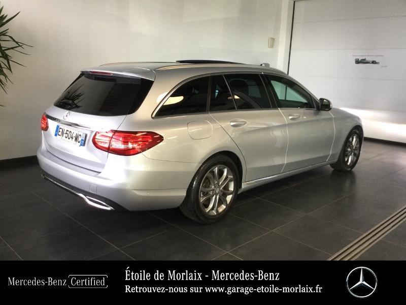 Photo 3 de l'offre de MERCEDES-BENZ Classe C Break 180 d Executive 7G-Tronic Plus à 24490€ chez Etoile de Morlaix - Mercedes-Benz Morlaix