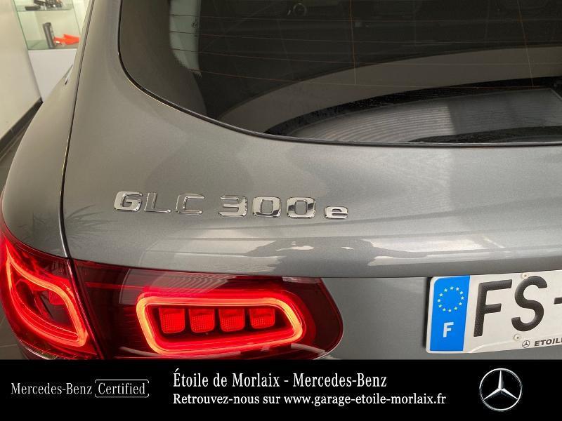 Photo 25 de l'offre de MERCEDES-BENZ GLC 300 e 211+122ch AMG Line 4Matic 9G-Tronic Euro6d-T-EVAP-ISC à 67490€ chez Etoile de Morlaix - Mercedes-Benz Morlaix