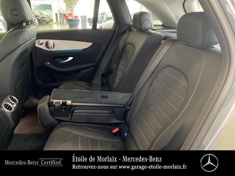 Photo 27 de l'offre de MERCEDES-BENZ GLC 300 e 211+122ch AMG Line 4Matic 9G-Tronic Euro6d-T-EVAP-ISC à 67490€ chez Etoile de Morlaix - Mercedes-Benz Morlaix