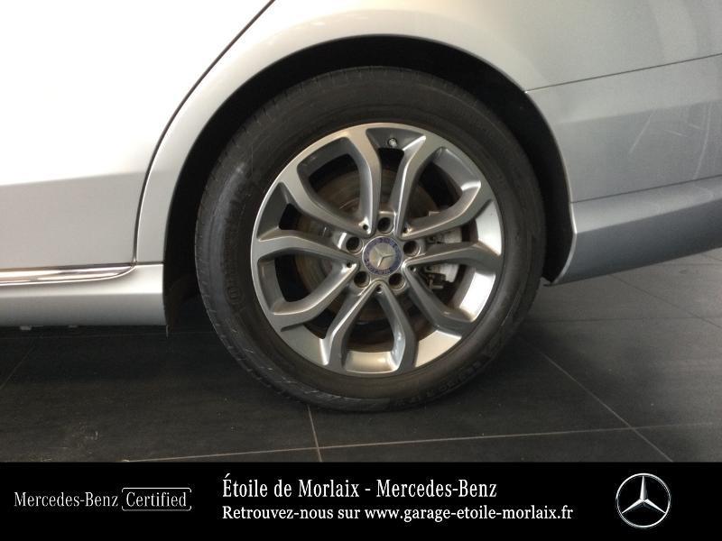 Photo 16 de l'offre de MERCEDES-BENZ Classe C Break 180 d Executive 7G-Tronic Plus à 24490€ chez Etoile de Morlaix - Mercedes-Benz Morlaix