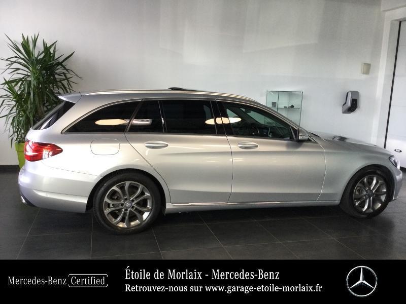 Photo 4 de l'offre de MERCEDES-BENZ Classe C Break 180 d Executive 7G-Tronic Plus à 24490€ chez Etoile de Morlaix - Mercedes-Benz Morlaix