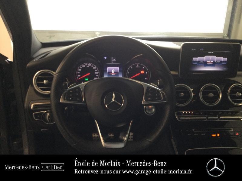 Photo 7 de l'offre de MERCEDES-BENZ Classe C 180 d Sportline 7G-Tronic Plus à 27490€ chez Etoile de Morlaix - Mercedes-Benz Morlaix