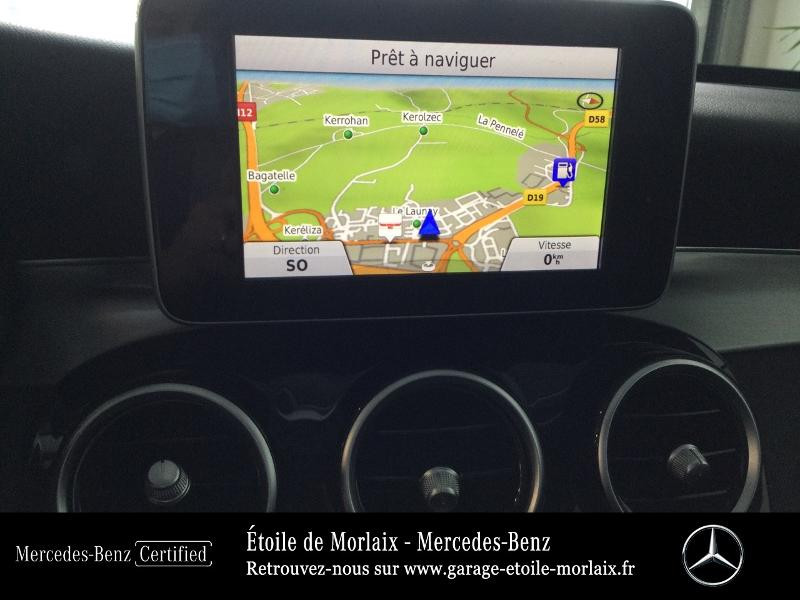 Photo 8 de l'offre de MERCEDES-BENZ Classe C Break 180 d Executive 7G-Tronic Plus à 24490€ chez Etoile de Morlaix - Mercedes-Benz Morlaix