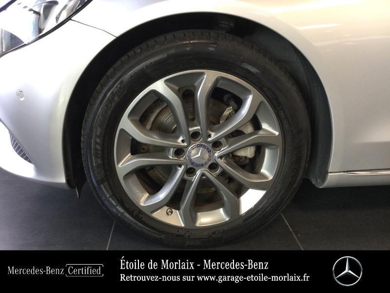 Photo 14 de l'offre de MERCEDES-BENZ Classe C Break 180 d Executive 7G-Tronic Plus à 24490€ chez Etoile de Morlaix - Mercedes-Benz Morlaix