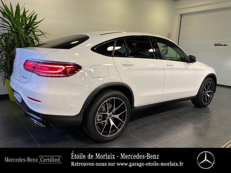 Photo 3 de l'offre de MERCEDES-BENZ GLC Coupe 220 d 194ch AMG Line 4Matic 9G-Tronic à 65990€ chez Etoile de Morlaix - Mercedes-Benz Morlaix