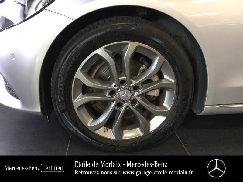 Photo 15 de l'offre de MERCEDES-BENZ Classe C Break 180 d Executive 7G-Tronic Plus à 24490€ chez Etoile de Morlaix - Mercedes-Benz Morlaix