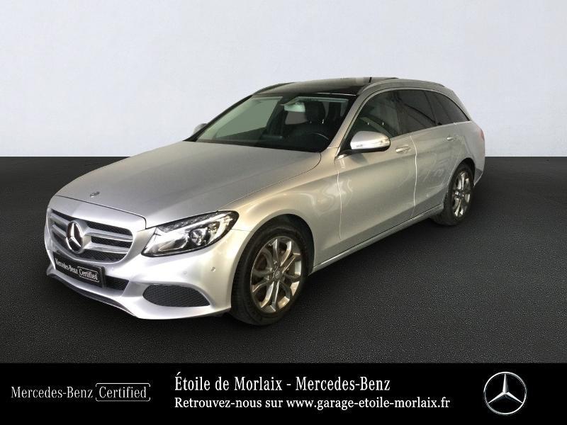 Photo 1 de l'offre de MERCEDES-BENZ Classe C Break 180 d Executive 7G-Tronic Plus à 24490€ chez Etoile de Morlaix - Mercedes-Benz Morlaix