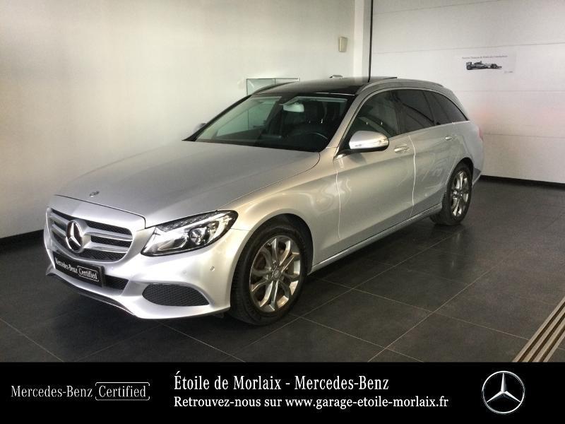 Photo 19 de l'offre de MERCEDES-BENZ Classe C Break 180 d Executive 7G-Tronic Plus à 24490€ chez Etoile de Morlaix - Mercedes-Benz Morlaix