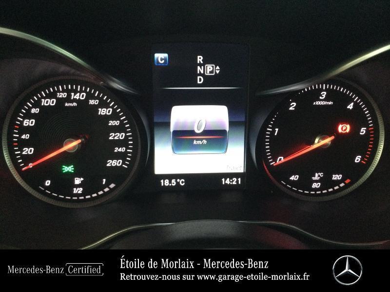 Photo 9 de l'offre de MERCEDES-BENZ Classe C Break 180 d Executive 7G-Tronic Plus à 24490€ chez Etoile de Morlaix - Mercedes-Benz Morlaix