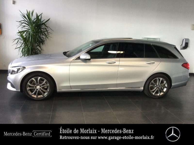 Photo 2 de l'offre de MERCEDES-BENZ Classe C Break 180 d Executive 7G-Tronic Plus à 24490€ chez Etoile de Morlaix - Mercedes-Benz Morlaix