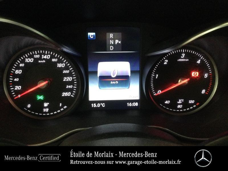 Photo 9 de l'offre de MERCEDES-BENZ Classe C 180 d Sportline 7G-Tronic Plus à 27490€ chez Etoile de Morlaix - Mercedes-Benz Morlaix
