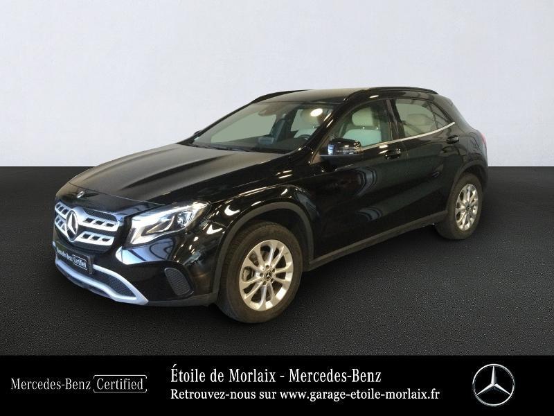 Mercedes-Benz Classe GLA 180 d Inspiration Diesel Noir Occasion à vendre