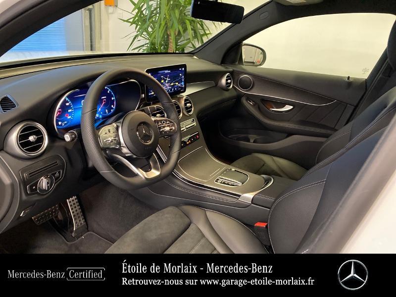 Photo 17 de l'offre de MERCEDES-BENZ GLC Coupe 220 d 194ch AMG Line 4Matic 9G-Tronic à 65990€ chez Etoile de Morlaix - Mercedes-Benz Morlaix