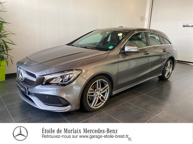 Mercedes-Benz CLA Shooting Brake 180 d Business Executive 7G-DCT Diesel Gris Montagne Occasion à vendre