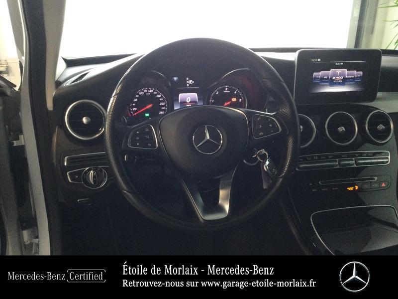 Photo 7 de l'offre de MERCEDES-BENZ Classe C Break 180 d Executive 7G-Tronic Plus à 24490€ chez Etoile de Morlaix - Mercedes-Benz Morlaix