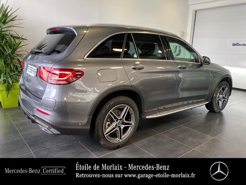 Photo 3 de l'offre de MERCEDES-BENZ GLC 300 e 211+122ch AMG Line 4Matic 9G-Tronic Euro6d-T-EVAP-ISC à 67490€ chez Etoile de Morlaix - Mercedes-Benz Morlaix