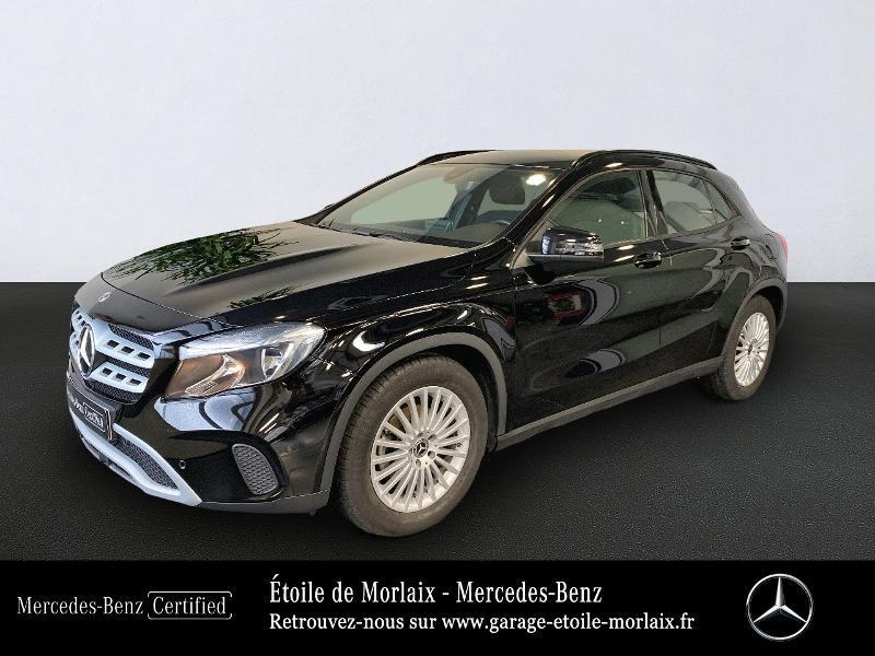 Mercedes-Benz Classe GLA 180 d Intuition Diesel Noir Occasion à vendre