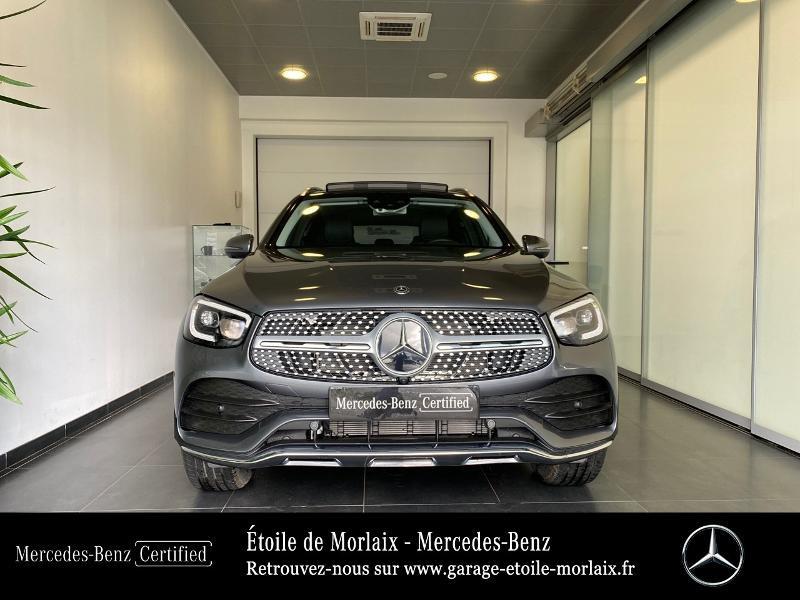 Photo 5 de l'offre de MERCEDES-BENZ GLC 300 e 211+122ch AMG Line 4Matic 9G-Tronic Euro6d-T-EVAP-ISC à 67490€ chez Etoile de Morlaix - Mercedes-Benz Morlaix