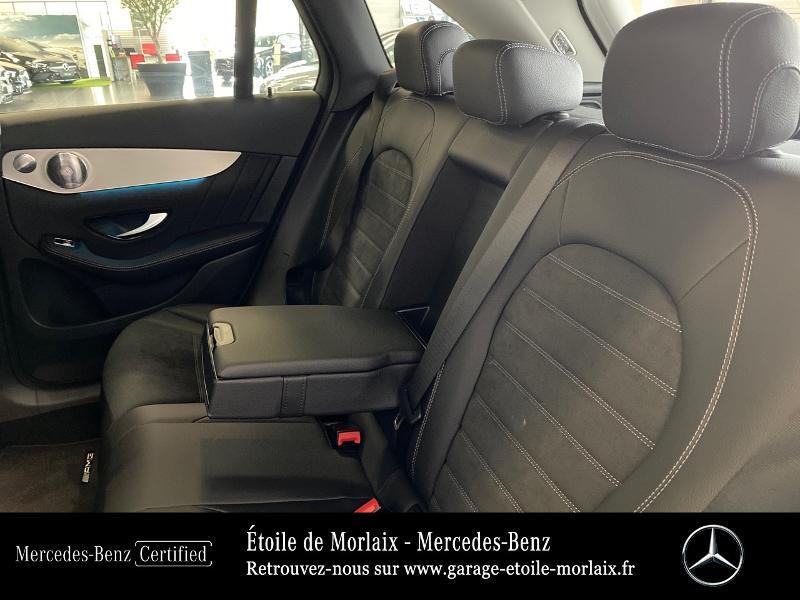 Photo 28 de l'offre de MERCEDES-BENZ GLC 300 e 211+122ch AMG Line 4Matic 9G-Tronic Euro6d-T-EVAP-ISC à 67490€ chez Etoile de Morlaix - Mercedes-Benz Morlaix