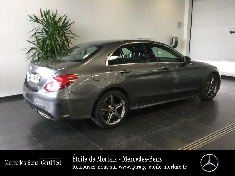 Photo 3 de l'offre de MERCEDES-BENZ Classe C 180 d Sportline 7G-Tronic Plus à 27490€ chez Etoile de Morlaix - Mercedes-Benz Morlaix