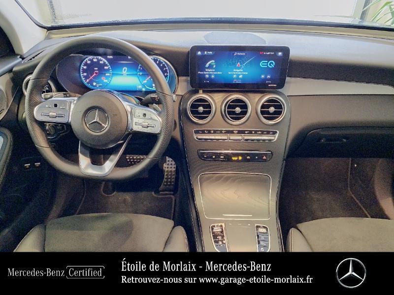 Photo 6 de l'offre de MERCEDES-BENZ GLC 300 e 211+122ch AMG Line 4Matic 9G-Tronic Euro6d-T-EVAP-ISC à 67490€ chez Etoile de Morlaix - Mercedes-Benz Morlaix