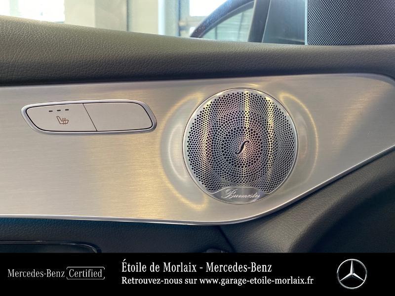 Photo 20 de l'offre de MERCEDES-BENZ GLC 300 e 211+122ch AMG Line 4Matic 9G-Tronic Euro6d-T-EVAP-ISC à 67490€ chez Etoile de Morlaix - Mercedes-Benz Morlaix