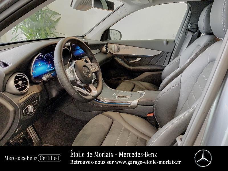 Photo 18 de l'offre de MERCEDES-BENZ GLC 300 e 211+122ch AMG Line 4Matic 9G-Tronic Euro6d-T-EVAP-ISC à 67490€ chez Etoile de Morlaix - Mercedes-Benz Morlaix