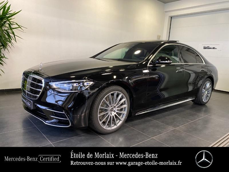 Photo 31 de l'offre de MERCEDES-BENZ Classe S 400 d 330ch AMG Line 4Matic 9G-Tronic à 126990€ chez Etoile de Morlaix - Mercedes-Benz Morlaix