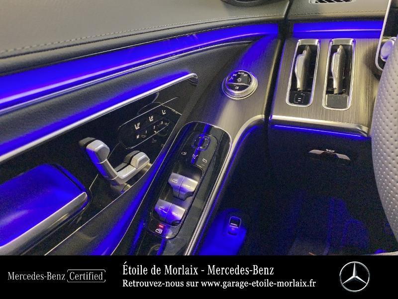 Photo 24 de l'offre de MERCEDES-BENZ Classe S 400 d 330ch AMG Line 4Matic 9G-Tronic à 126990€ chez Etoile de Morlaix - Mercedes-Benz Morlaix