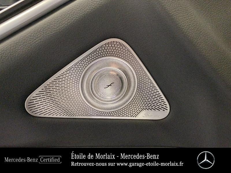 Photo 20 de l'offre de MERCEDES-BENZ Classe S 400 d 330ch AMG Line 4Matic 9G-Tronic à 126990€ chez Etoile de Morlaix - Mercedes-Benz Morlaix