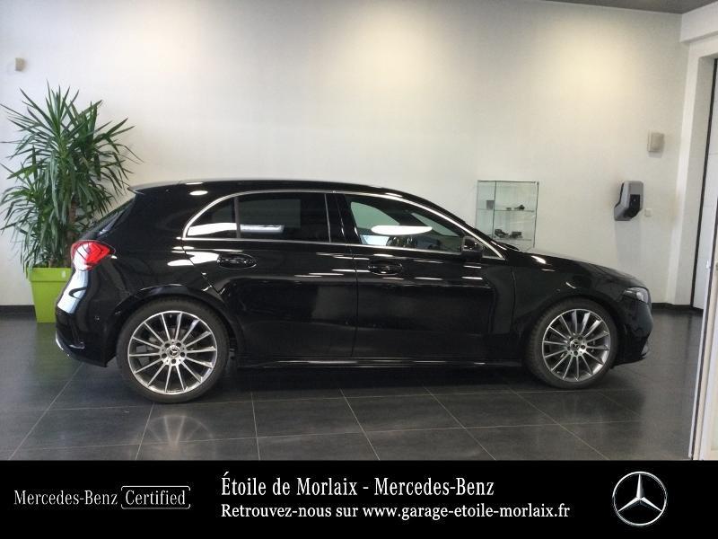 Photo 4 de l'offre de MERCEDES-BENZ Classe A 200 d 150ch AMG Line 8G-DCT à 36990€ chez Etoile de Morlaix - Mercedes-Benz Morlaix