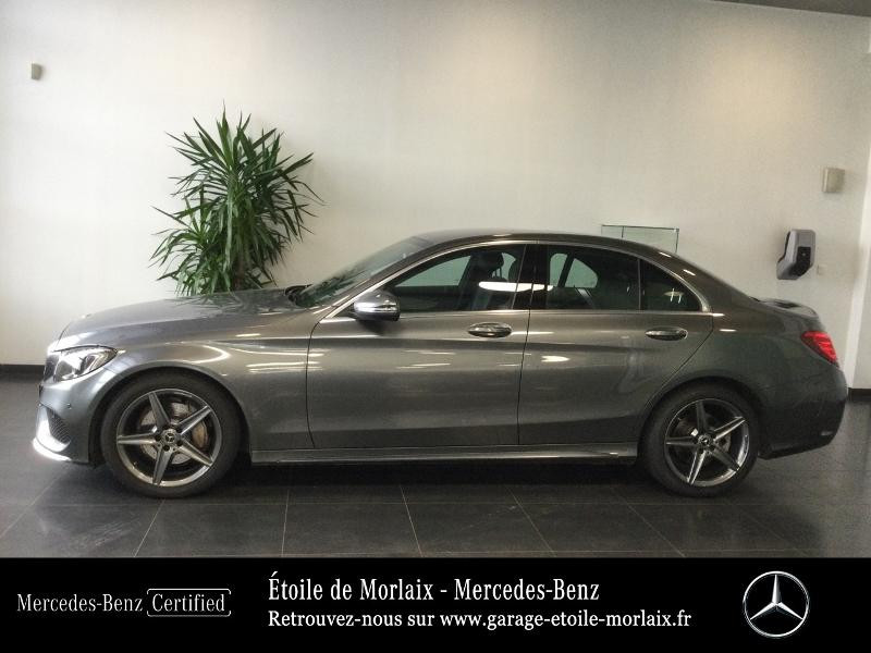 Photo 2 de l'offre de MERCEDES-BENZ Classe C 180 d Sportline 7G-Tronic Plus à 27490€ chez Etoile de Morlaix - Mercedes-Benz Morlaix