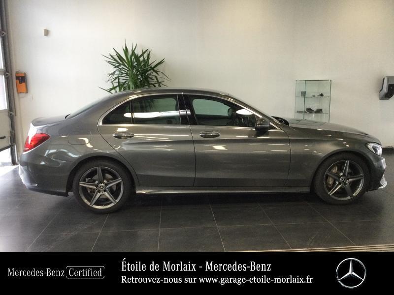 Photo 4 de l'offre de MERCEDES-BENZ Classe C 180 d Sportline 7G-Tronic Plus à 27490€ chez Etoile de Morlaix - Mercedes-Benz Morlaix