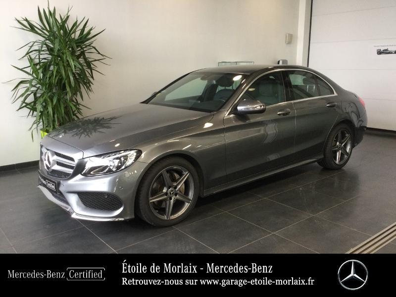 Photo 18 de l'offre de MERCEDES-BENZ Classe C 180 d Sportline 7G-Tronic Plus à 27490€ chez Etoile de Morlaix - Mercedes-Benz Morlaix