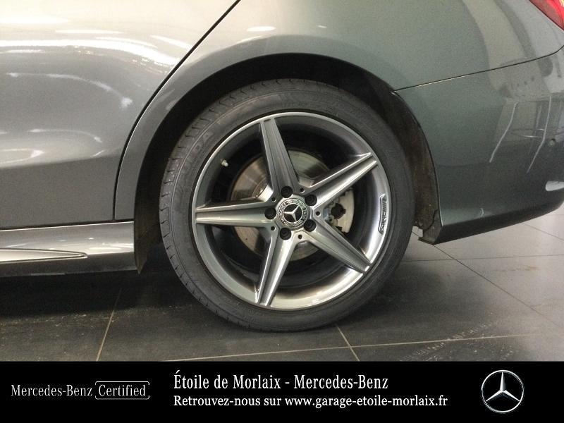 Photo 16 de l'offre de MERCEDES-BENZ Classe C 180 d Sportline 7G-Tronic Plus à 27490€ chez Etoile de Morlaix - Mercedes-Benz Morlaix