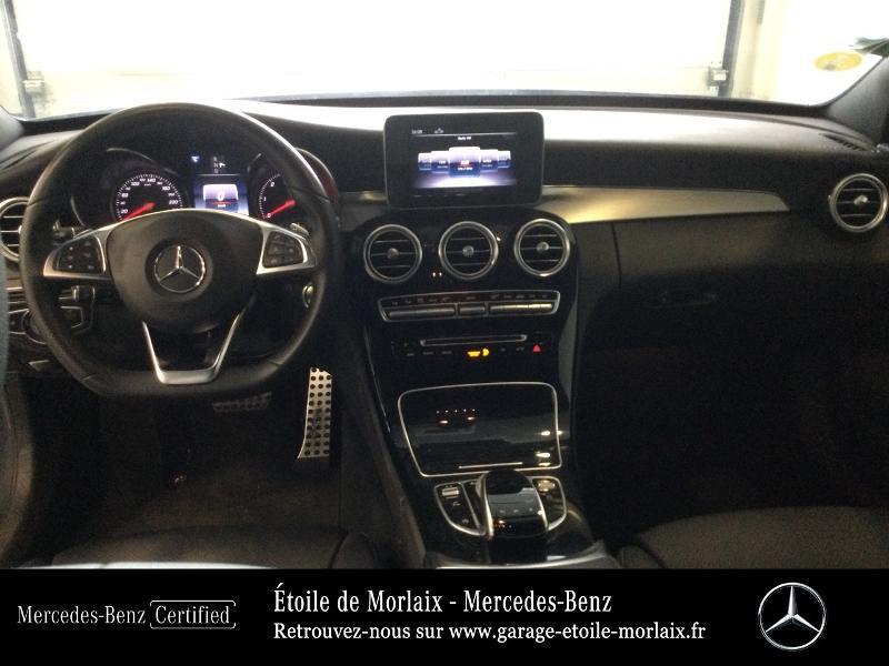 Photo 6 de l'offre de MERCEDES-BENZ Classe C 180 d Sportline 7G-Tronic Plus à 27490€ chez Etoile de Morlaix - Mercedes-Benz Morlaix