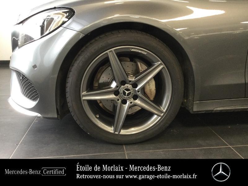 Photo 14 de l'offre de MERCEDES-BENZ Classe C 180 d Sportline 7G-Tronic Plus à 27490€ chez Etoile de Morlaix - Mercedes-Benz Morlaix
