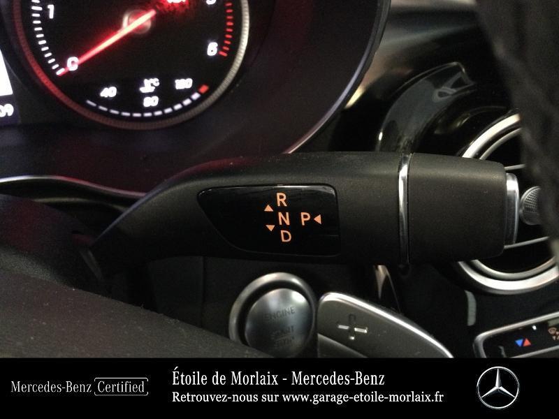 Photo 10 de l'offre de MERCEDES-BENZ Classe C 180 d Sportline 7G-Tronic Plus à 27490€ chez Etoile de Morlaix - Mercedes-Benz Morlaix